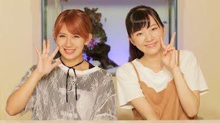 MCは、℃-ute岡井千聖と、つばきファクトリー小片リサ! 9/28発売カント...