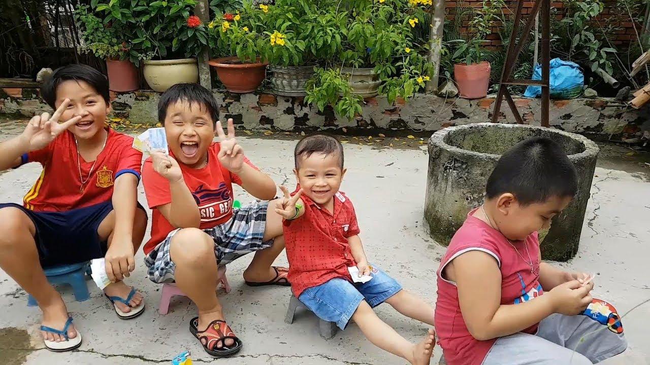 Trò Chơi Bé Vui Học Cách Bán Kem ❤ ChiChi ToysReview TV ❤ Đồ Chơi Trẻ Em Baby Doli Bài Hát Vần Thơ
