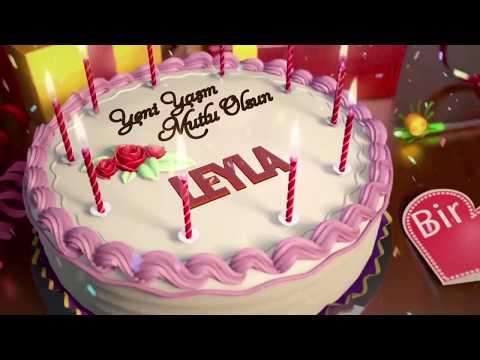 İyi ki doğdun LEYLA - İsme Özel Doğum Günü Şarkısı