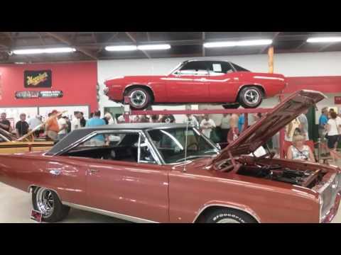 2017 Carlisle Chrysler Nationals pt1