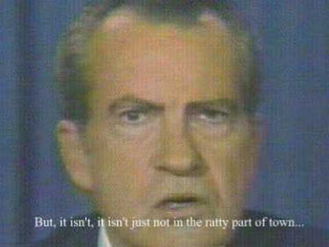 Nixon tapes homosexuality