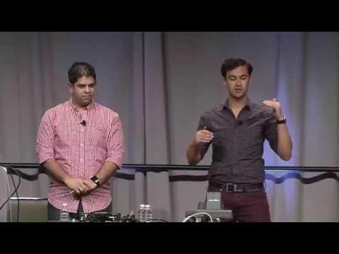 Google I/O 2014 - How 20% engineers built Santa Tracker