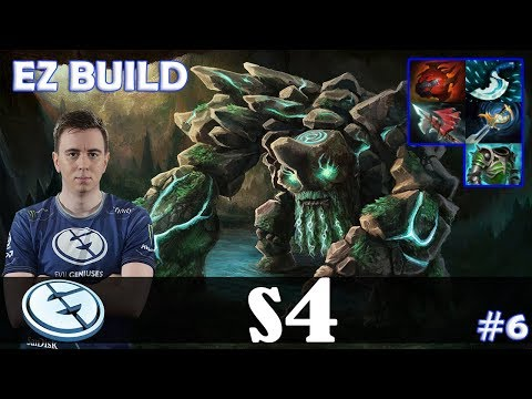 S4 - Tiny MID | EZ BUILD | Dota 2 Pro MMR Gameplay #6