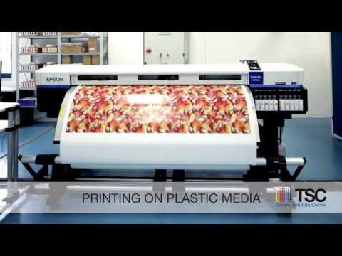 Textile Solution Center: Total solutions for digital textile printing
