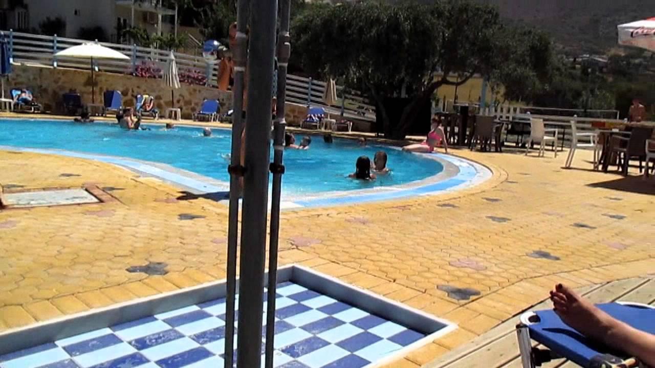 Bellos Hotel Apartments Crete 2017 Piskopiano Hersonissos
