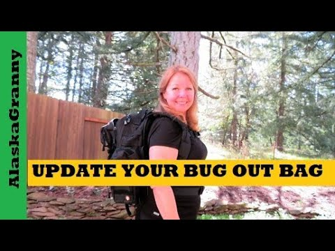 Update Your Bug Out Bag Get Home 72 Hour Emergency Kit for Spring