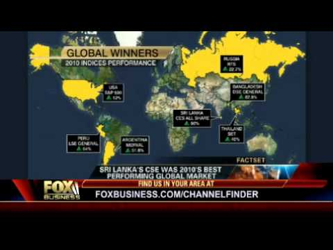 Sri Lanka  2010's Best-Performing Global Market - Business News