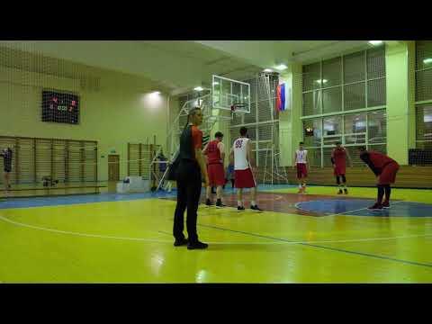 МЛБЛ Жуки vs Университет 11 02 2021