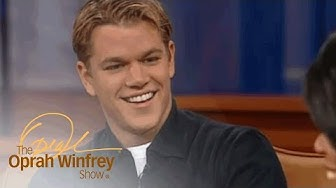 "Matt Damon Would Have Sold Good Will Hunting for a ""Piece of Chicken"" 