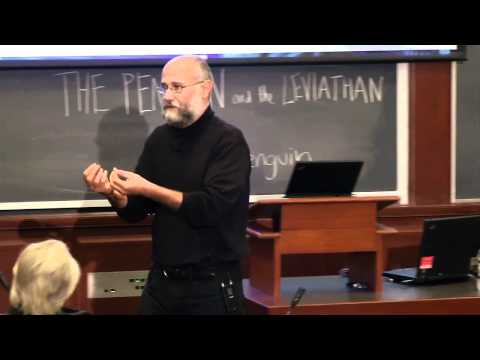 Book Talk: Yochai Benkler on How Cooperation Triumphs over Self-Interest