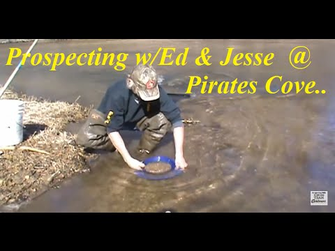 Prospecting with Ed and Jesse ~ S1~Pilot Episode~ At Pirates
