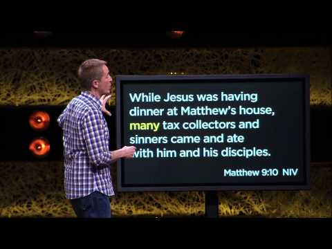 Follow Small Group Bible Study by Andy Stanley - Session One