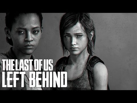 THE LAST OF US: LEFT BEHIND ☠️ 001 • Ellies Ursprung in der Apokalypse