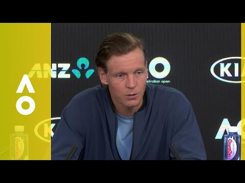Tomas Berdych press conference (QF) | Australian Open 2018