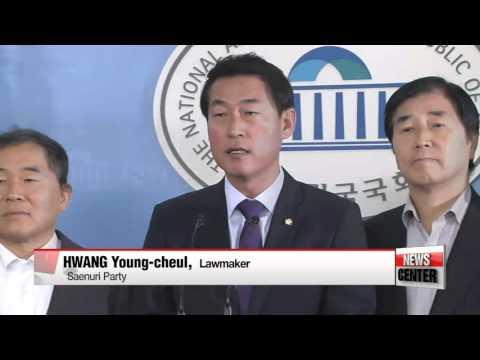 NEWSCENTER 22:00 President Park calls for resolution for ′comfort women′ issue
