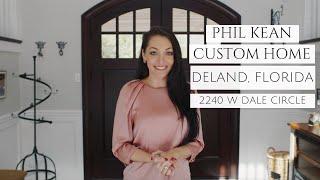 PHIL KEAN CUSTOM HOME | DELAND, FL | 2240 W DALE CIRCLE