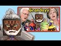 I React to Elders React to Grandayy