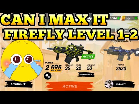 HOW TO FULLY MAX FIREFLY#2 CAN I GET IT ? GUNS OF BOOM