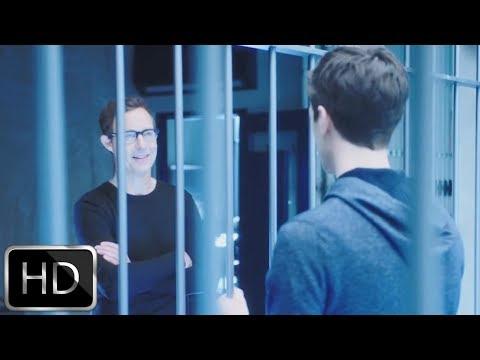 Барри просыпается в клетке / Флеш (6 сезон 13 серия) HD