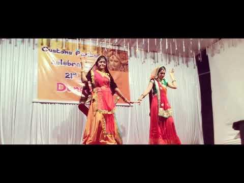 GHOOMAR/ Dance Cover By /pinky Ji,kiran Ji,sangam Ji/Choreographed By Dinesh ShindeRANGEELAYACADEMY