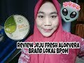 Review Jeju Fresh aloevera Brand lokal Sudah BPOM