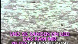 Achim Reichel   Aloha Heja He Original Pioneer Video Karaokegeber 2002   by Wotan