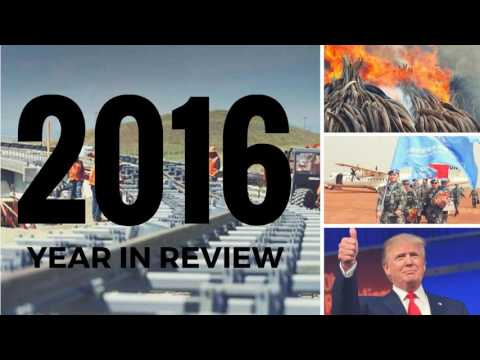 2016 China-Africa Year in Review