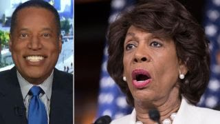 Rep. Maxine Waters for president in 2020? Newly-minted Dem favorite raises eyebrows with scheduled New Hampshire trip. But radio host Larry Elder says ...