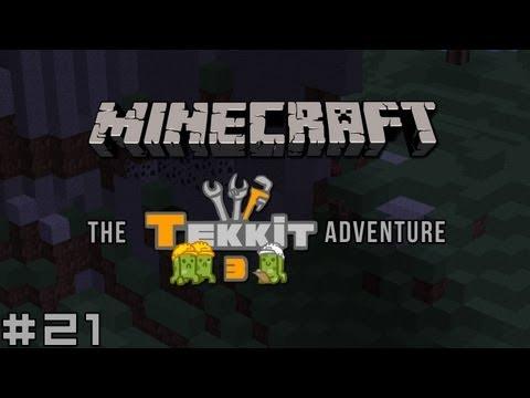 Minecraft - The Tekkit Adventure #21 - There Goes the Neighborhood fragman