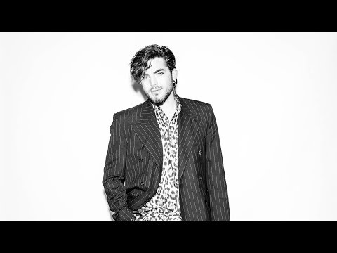 The Fabulous Adam Lambert Pridefully Presents His Latest Single 'New Eyes'