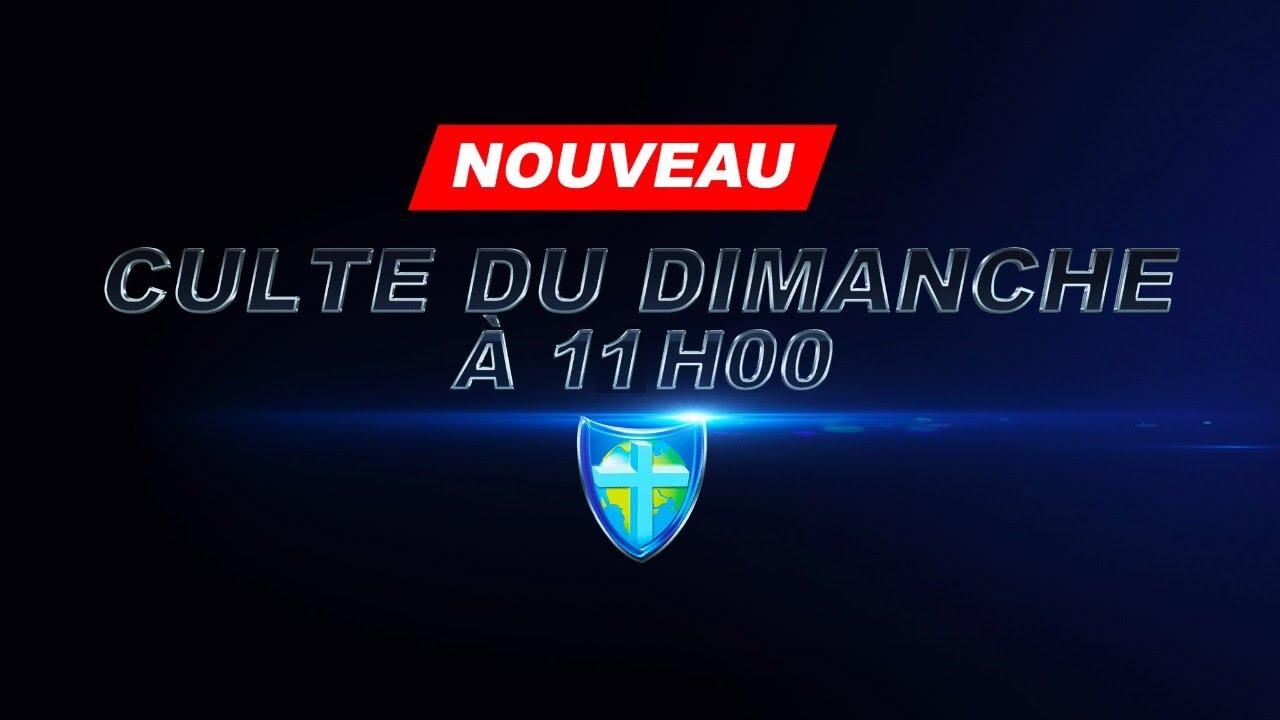 CULTE DU DIMANCHE 07/06/20 - CHARISMA TV