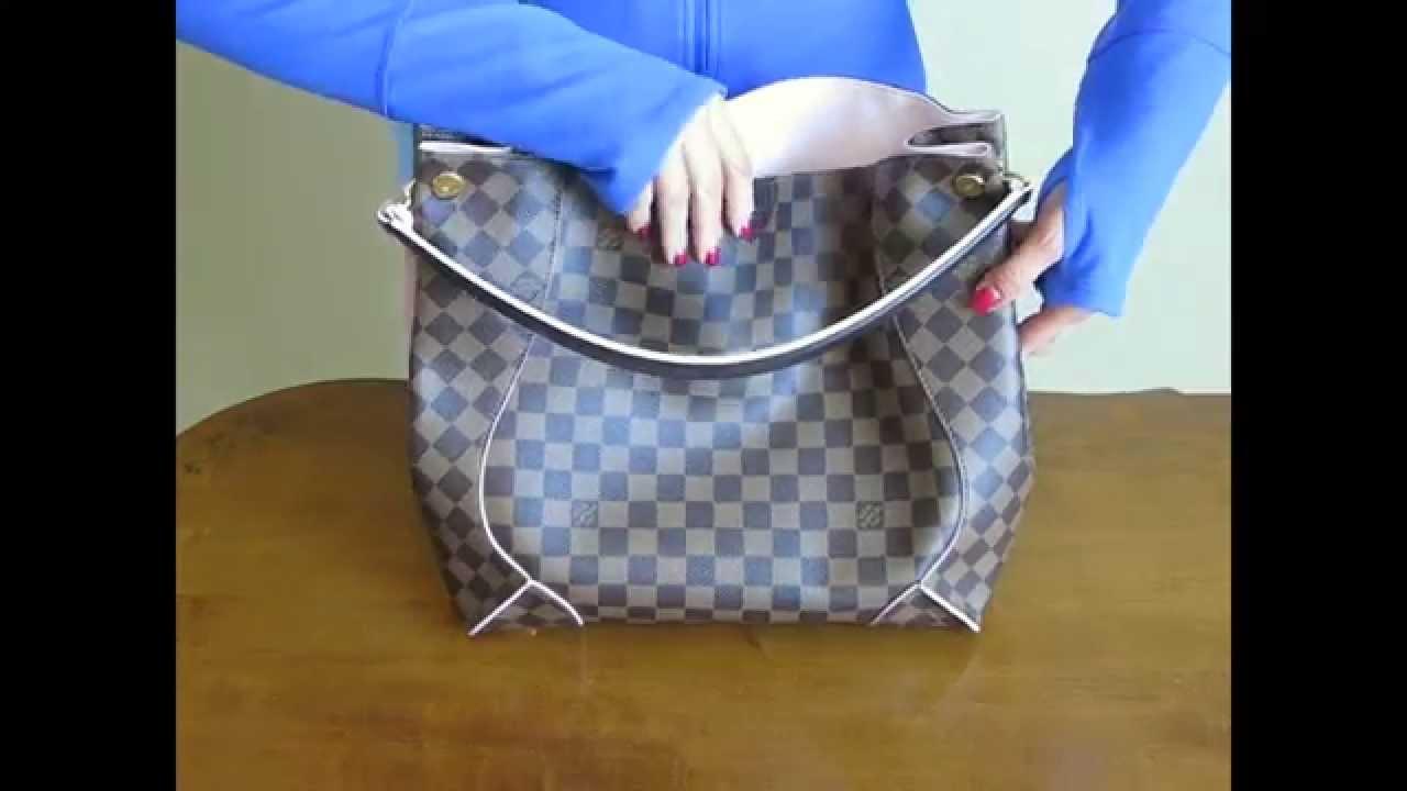 Louis Vuitton CAISSA HOBO Unboxing Rose Ballerine - YouTube 24d495718ef1d