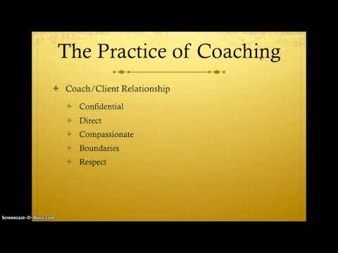 Life Coaching: A Journey of Discernment & Identity Formation