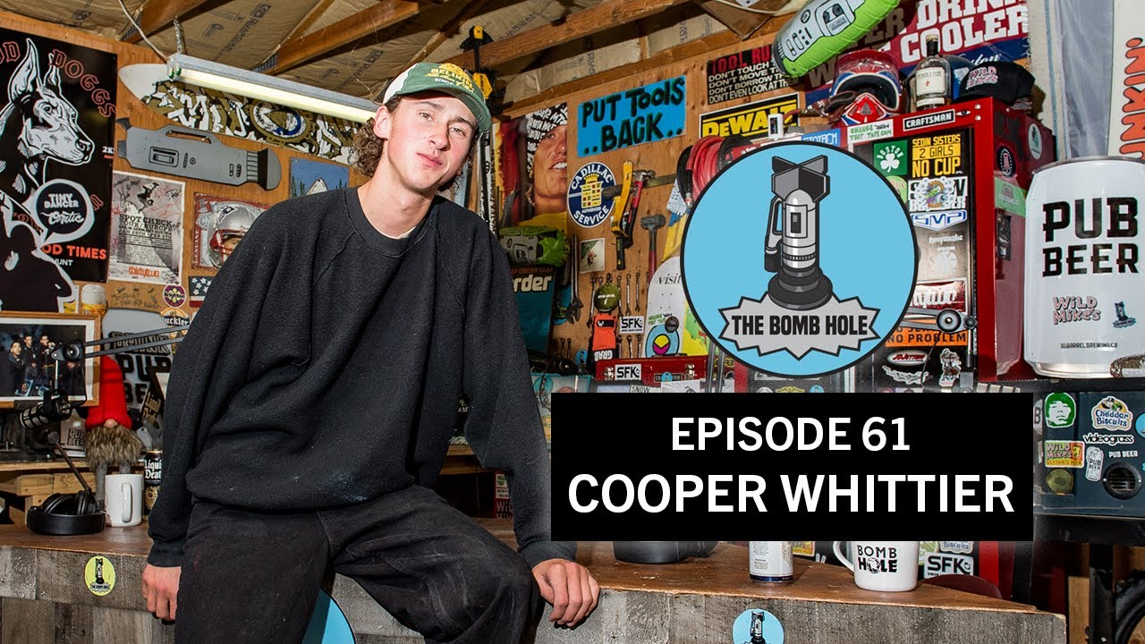 Cooper Whittier | The Bomb Hole Episode 61
