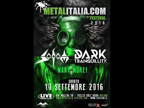 metal italia festival 10/09/2016  vlog & Insomnium + Dark Tranquillity
