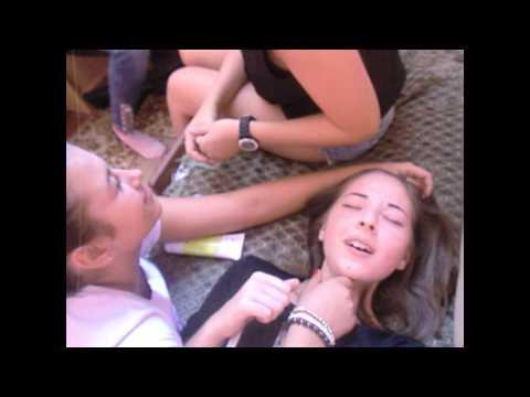 Любительское видео студентки сосут по кругу Так