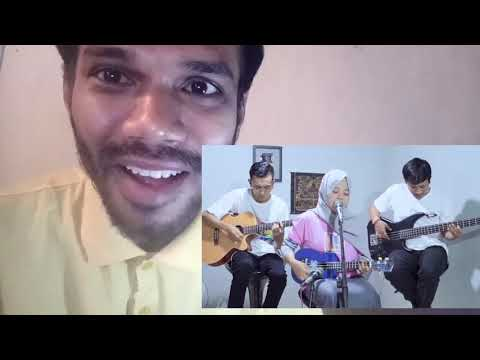 Trouble Is A Friend Cover By Ferachocolatos Ft. Gilang & Bala | BANGLADESHI REACTION