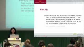 Prof. Dr. Anke König: Lernen in sozialer Interaktion (Vorlesung im Schloss)