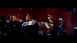 "Steve McQueen "" The Hunter "" Michel Legrand by Moment String Quartet"