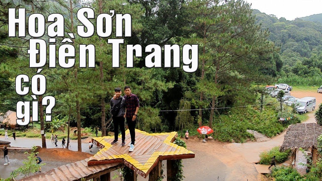 Hoa Sơn Điền Trang Đà Lạt toàn cảnh | Du lịch Đà Lạt hè 2019
