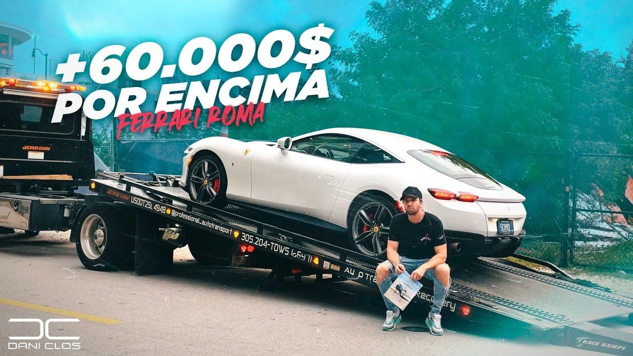 NOS QUIEREN VENDER EL COCHE 60.000$ POR ENCIMA!! | Dani Clos