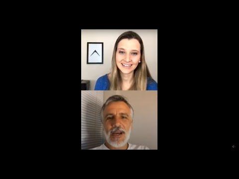 Voe Maridos - Entrevista com Gisah e Milton Favaro
