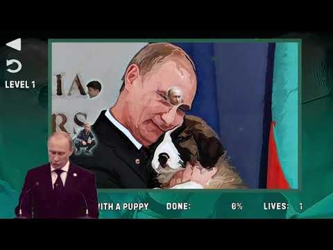Vladimir Putin Style Gameplay (PC Game)