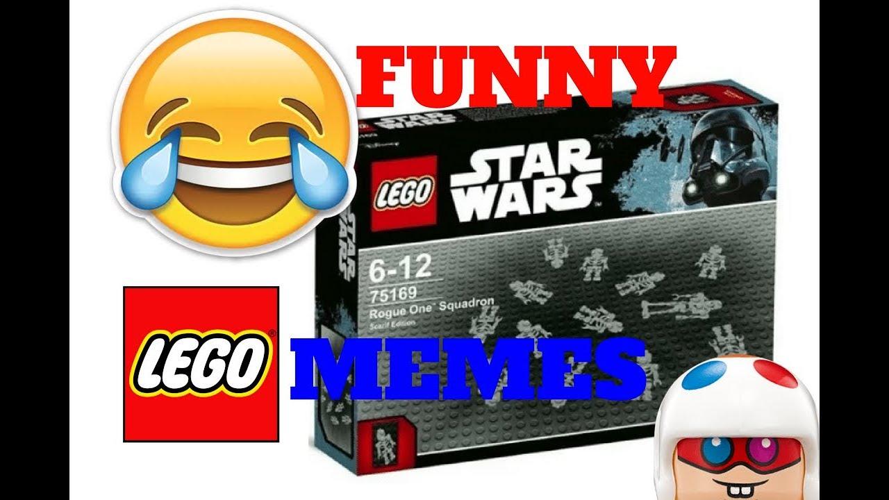 Funny Lego Star Wars Set Memes 2018 Youtube