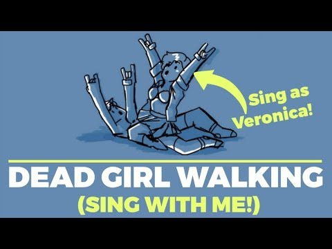 Dead Girl Walking (Sing With Me!) | Heathers: The Musical 【Bradley】