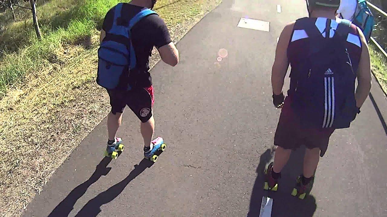 Roller skating emu plains - M7 Skate Beginning