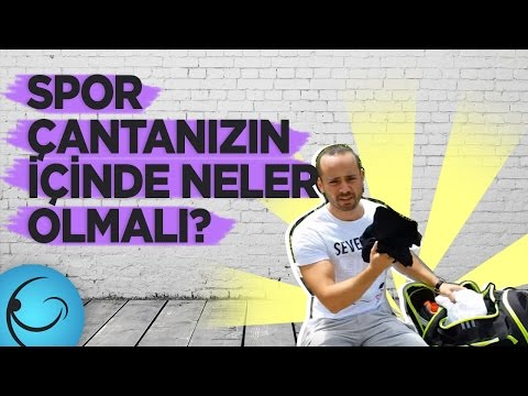 Spor Cantanin Icinde Neler Olmali