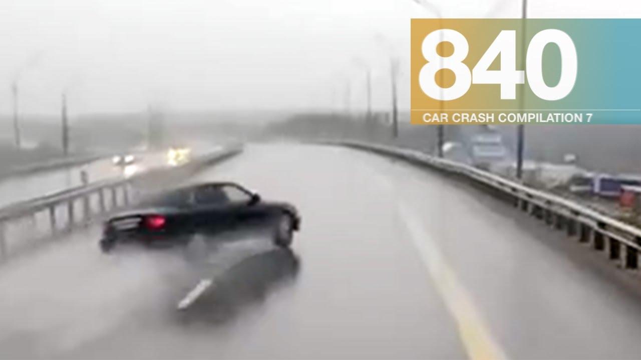 Car Crash Compilation 840 December 2016 Youtube