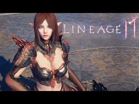 Lineage II M Teaser Trailer - Upcoming Full 3D MMORPG - Mobile