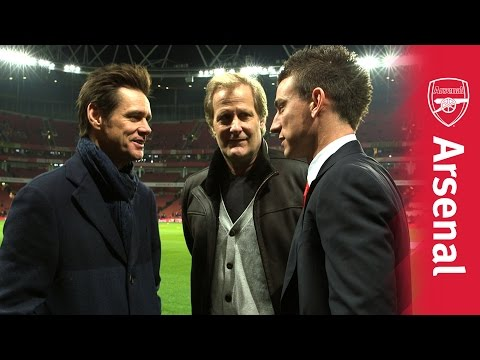Jim Carrey and Jeff Daniels: 'Alexis is a pitbull!'